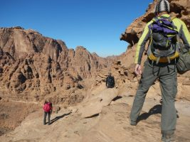Jebel Mayeen, Wadi Rum, Jordanie 9