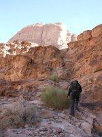Rakabat Canyon, Jebel Um Ishrin, Wadi Rum, Jordanie 13