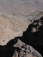 Balade d'Al Gowail, Jebel Kawr, Ibri, Oman 15