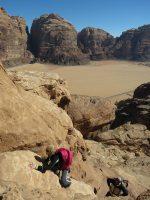 Jebel Mayeen, Wadi Rum, Jordanie 17