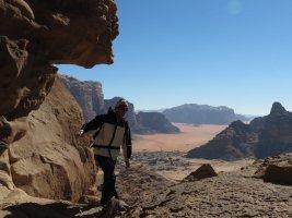 Jebel Mayeen, Wadi Rum, Jordanie 18