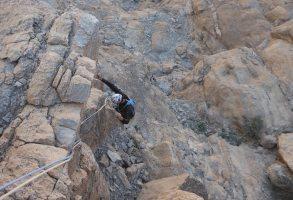 Balade d'Al Gowail, Jebel Kawr, Ibri, Oman 17
