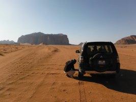 Orange Sunshine, Burdah Rock, Wadi Rum, Jordanie 3
