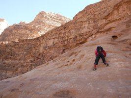 Rakabat Canyon, Jebel Um Ishrin, Wadi Rum, Jordanie 20