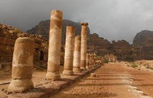 Petra via Wadi Muaysra As Sharkiyya, Petra, Jordanie 21