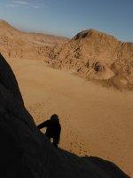 Orange Sunshine, Burdah Rock, Wadi Rum, Jordanie 22
