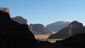 Jebel Mayeen, Wadi Rum, Jordanie 24