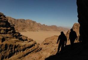 Rakabat Canyon, Jebel Um Ishrin, Wadi Rum, Jordanie 22