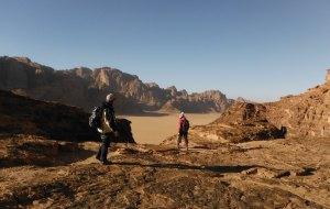 Khazareh Canyon, Jebel Um Ishrin, Wadi Rum, Jordanie 27