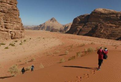 3. descendre de la grande dune