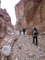 Petra via Wadi Muaysra As Sharkiyya, Petra, Jordanie 4