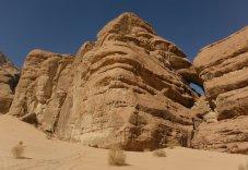 3. l'arche et la face sud