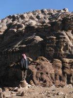 Wadi Tibn, Wadi Sabra, Petra, Jordanie 4