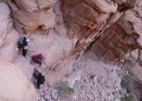 Rakabat Canyon, Jebel Um Ishrin, Wadi Rum, Jordanie 28