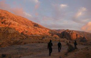Wadi Tibn, Wadi Sabra, Petra, Jordanie 34