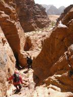 35. la dune de sortie en vue