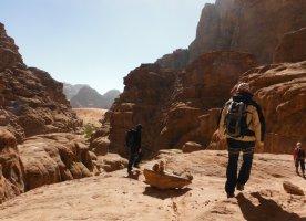 Rakabat Canyon, Jebel Um Ishrin, Wadi Rum, Jordanie 34
