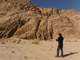 Orange Sunshine, Burdah Rock, Wadi Rum, Jordanie 6