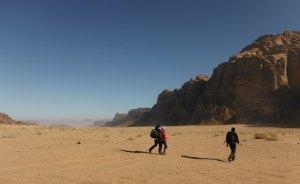 Rakabat Canyon, Jebel Um Ishrin, Wadi Rum, Jordanie 5