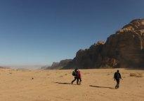 Rakabat Canyon, Jebel Um Ishrin, Wadi Rum, Jordanie 18