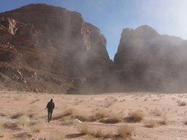 Rakabat Canyon, Jebel Um Ishrin, Wadi Rum, Jordanie 6