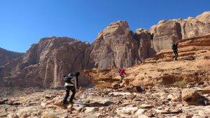 Jebel Mayeen, Wadi Rum, Jordanie 7