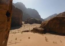 7. Barrah canyon dans le dos