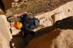 Le Bal des Chameaux, Barrah Canyon, Wadi Rum, Jordanie 15