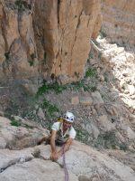 La Princesse a la Dalle, Wadi Naqab, Émirats 10