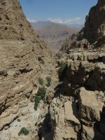 Leopard Canyon, Wadi Qada'a, Ras Al Khaimah, Émirats Arabes Unis 35
