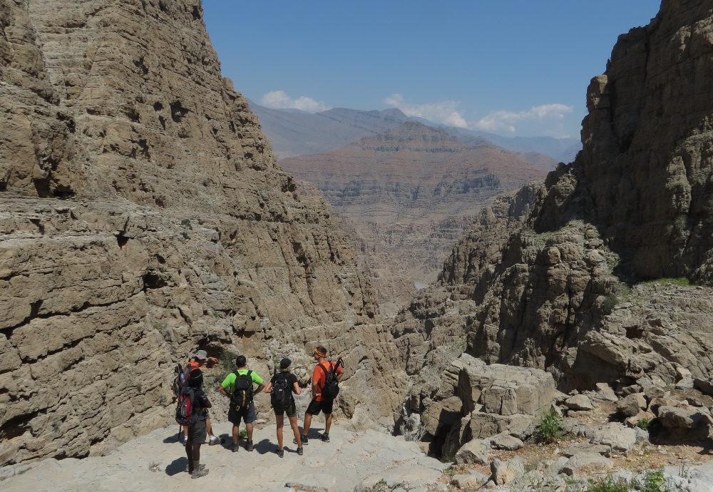 37. wadi Bih en vue