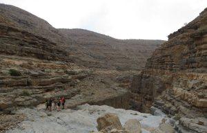 Leopard Canyon, Wadi Qada'a, Ras Al Khaimah, Émirats Arabes Unis 44