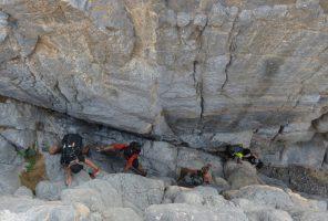 Leopard Canyon, Wadi Qada'a, Ras Al Khaimah, Émirats Arabes Unis 45