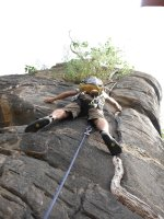 Kronos climbing, Accra, Ghana 8