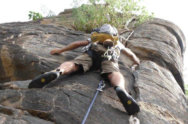 Kronos climbing, Accra, Ghana 2