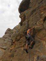 3Somes climbing, Ras Al Khaimah, Émirats 8