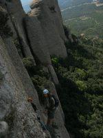 Ven-Suri-Ven a la Bandereta, Montserrat, Espagne 9