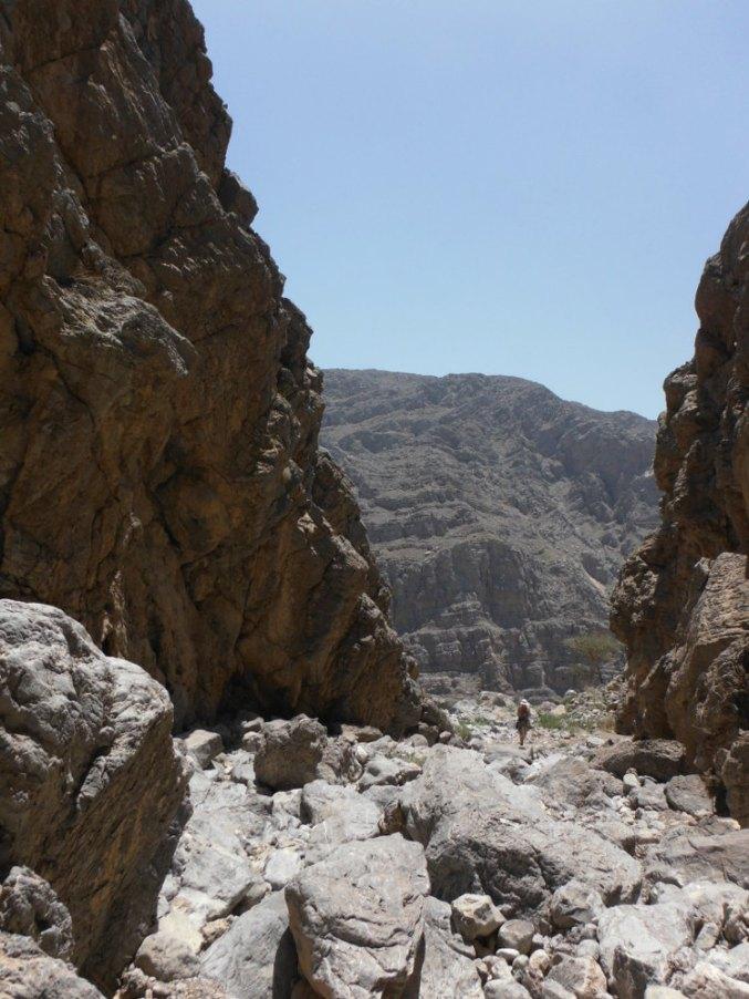 Wasat Canyon, Ras Al Khaimah 15
