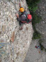 Doc A.Rañe a la Magdalena Superior, Montserrat, Espagne 13