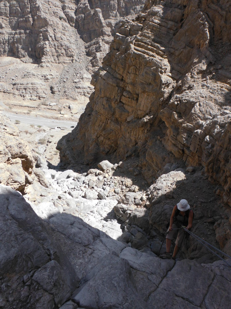 Wasat Canyon, Ras Al Khaimah 21