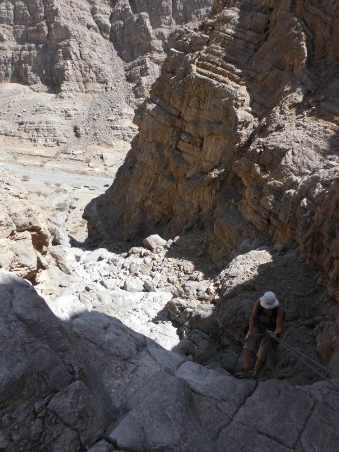 Wasat Canyon, Ras Al Khaimah 23