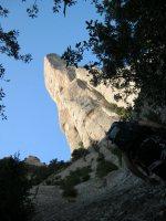 Via normal al Cavall Bernat, Montserrat, Espagne 3
