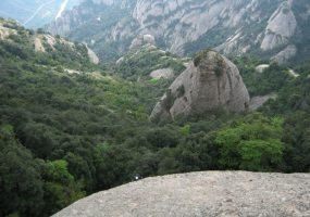 Boy-Roca a l'Elefant, Montserrat, Espagne 8