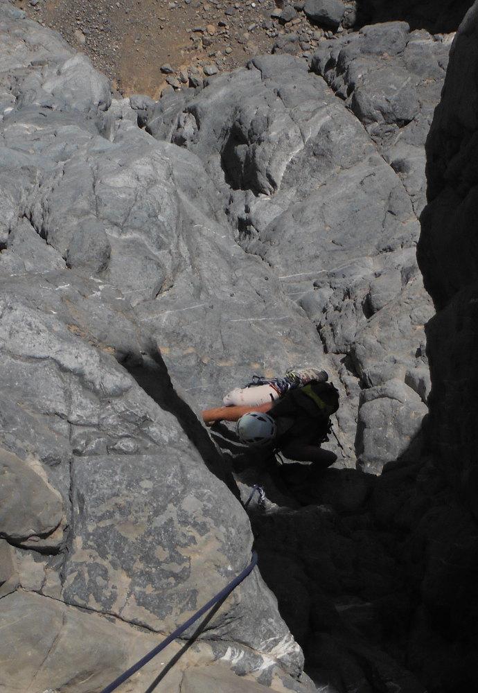 Wasat Canyon, Ras Al Khaimah 8