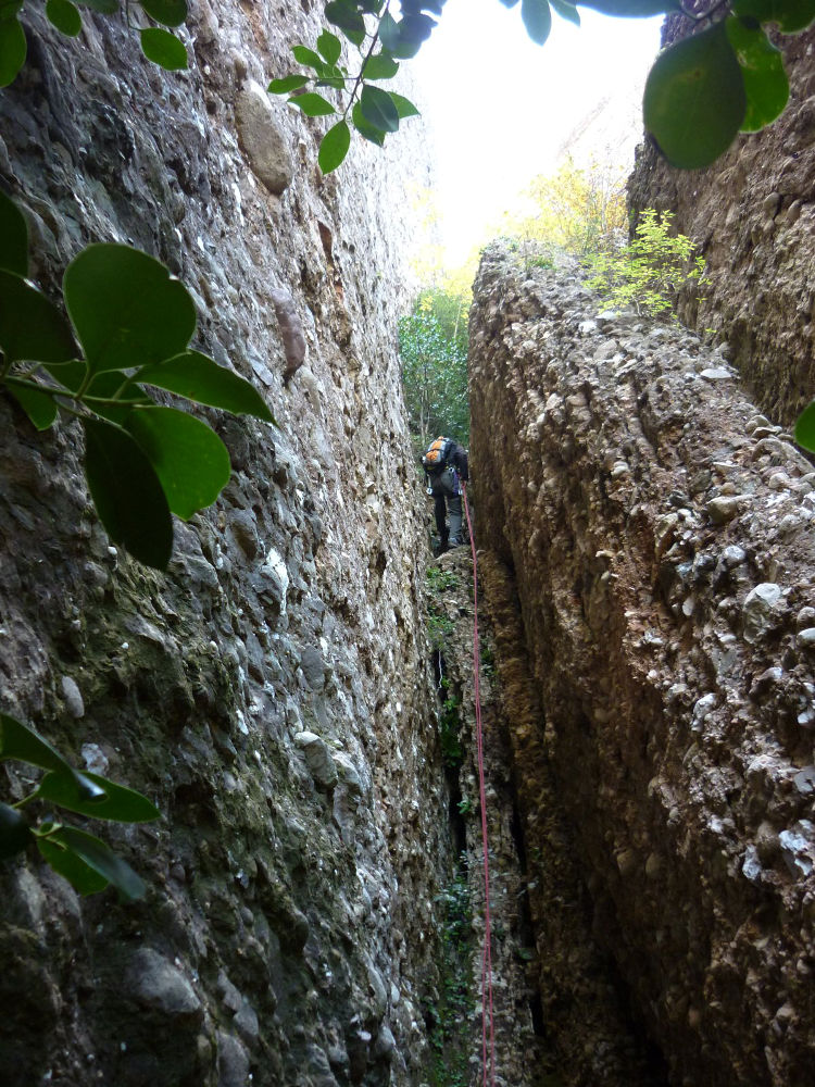 Canal del Melindro, Montserrat 12