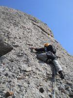Esparraguera a la Roca Gris, Montserrat, Espagne 11