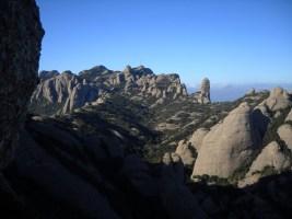 Les Sargantanes a la Gorra Marinera, Montserrat, Espagne 13