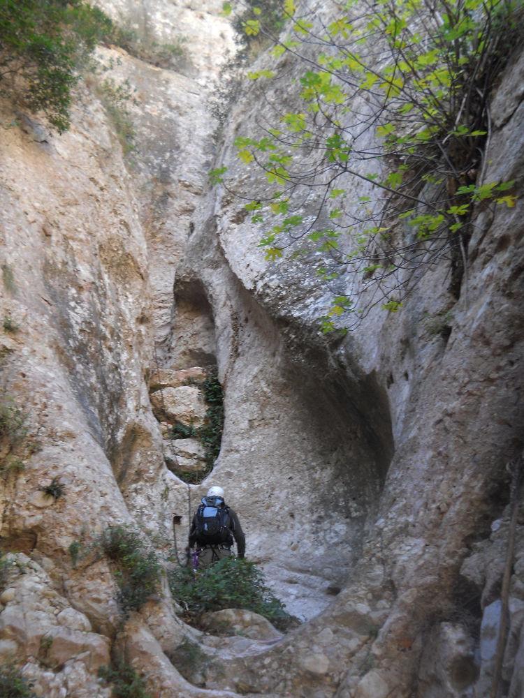 Torrent Fondo, Montserrat 15