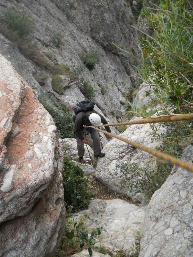 Torrent Font Seca, Montserrat 18