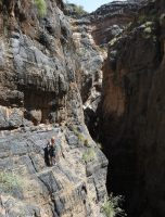 Snake canyon, Jebel Akhdar 31